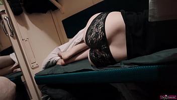 Русский секс с секретаршей в офисе